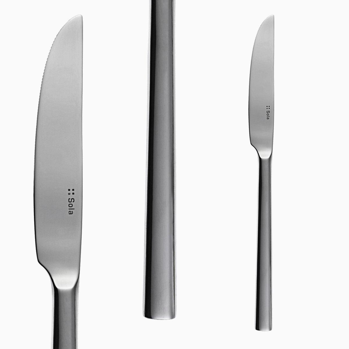 Столовый нож Living, 230 мм