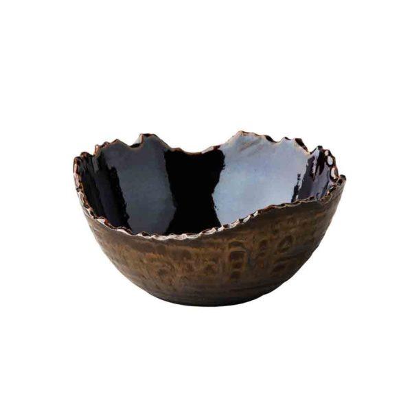 temno-zolotaya-miska-s-ananasami
