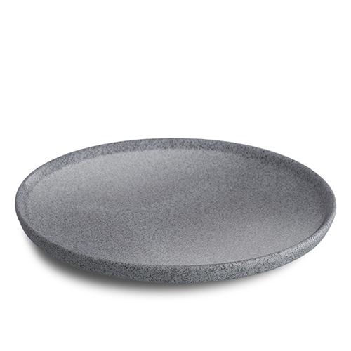tarelka-s-pryamym-bortom-26-sm-svetlo-seraya-glazed-granit