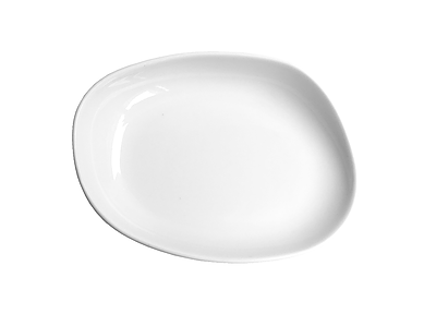 Тарелка Yayoi SIDE Glazed 14x11x3 см, Cookplay