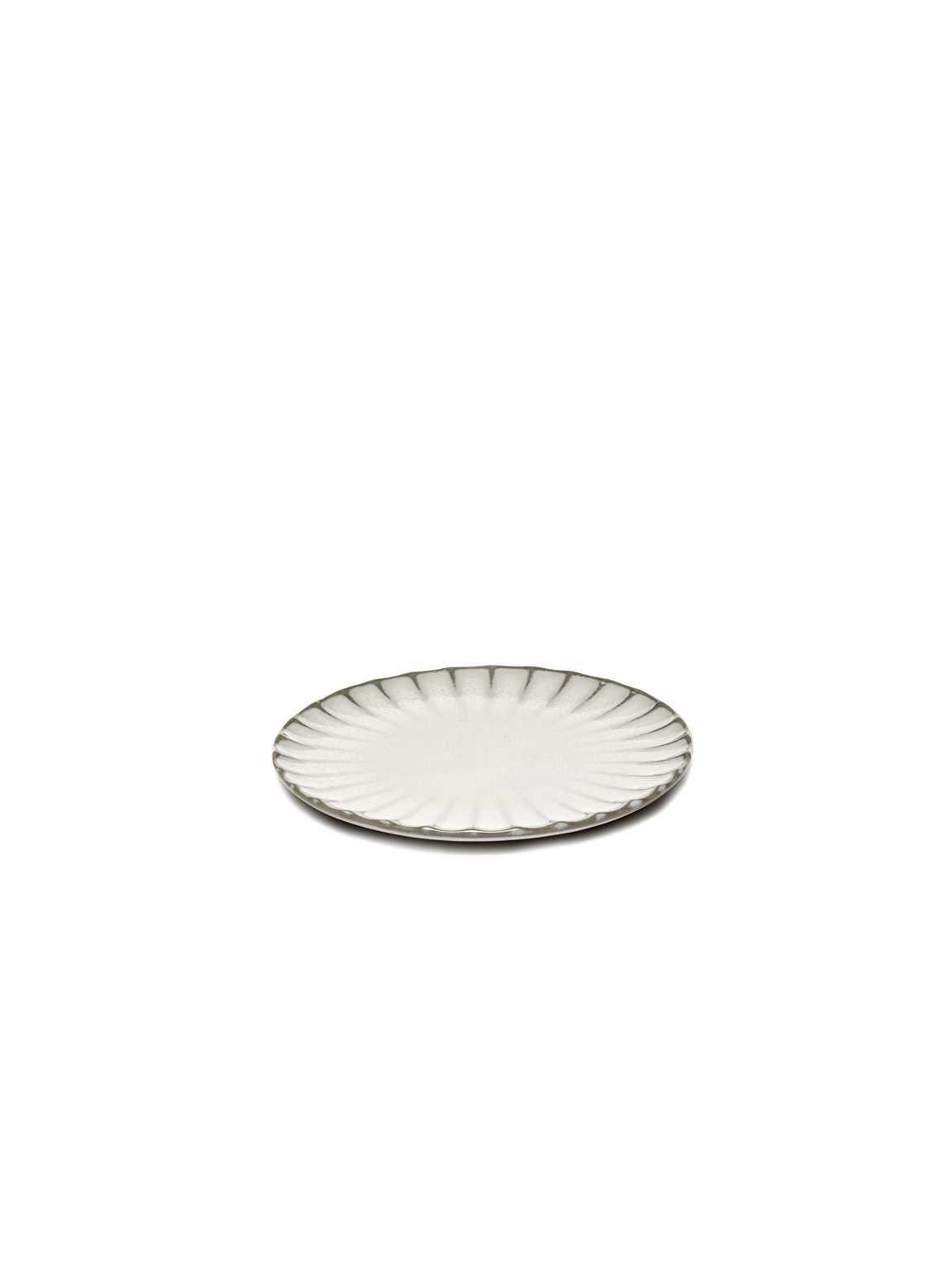 Тарелка XS белая Inku 150 мм