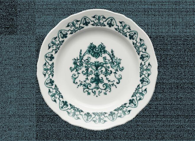 plate_green_dginori