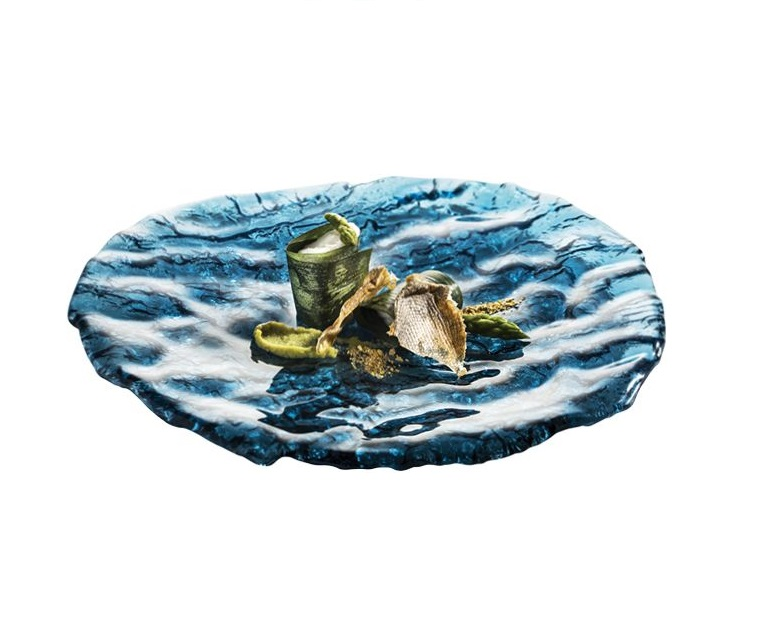 tarelka-mar-sinee-steklo-28-sm-pordamsa