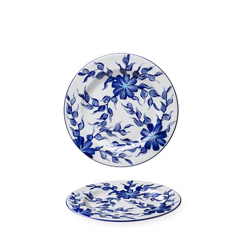 tarelka-flowers-20-sm-sinie-tsvety-indigo