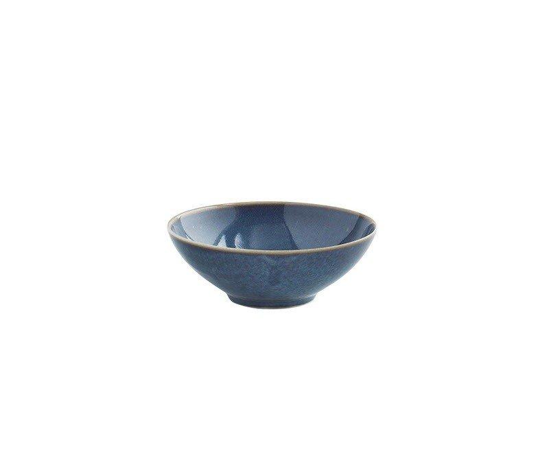 соусник синего цвета 9 см atlantic blue kahla
