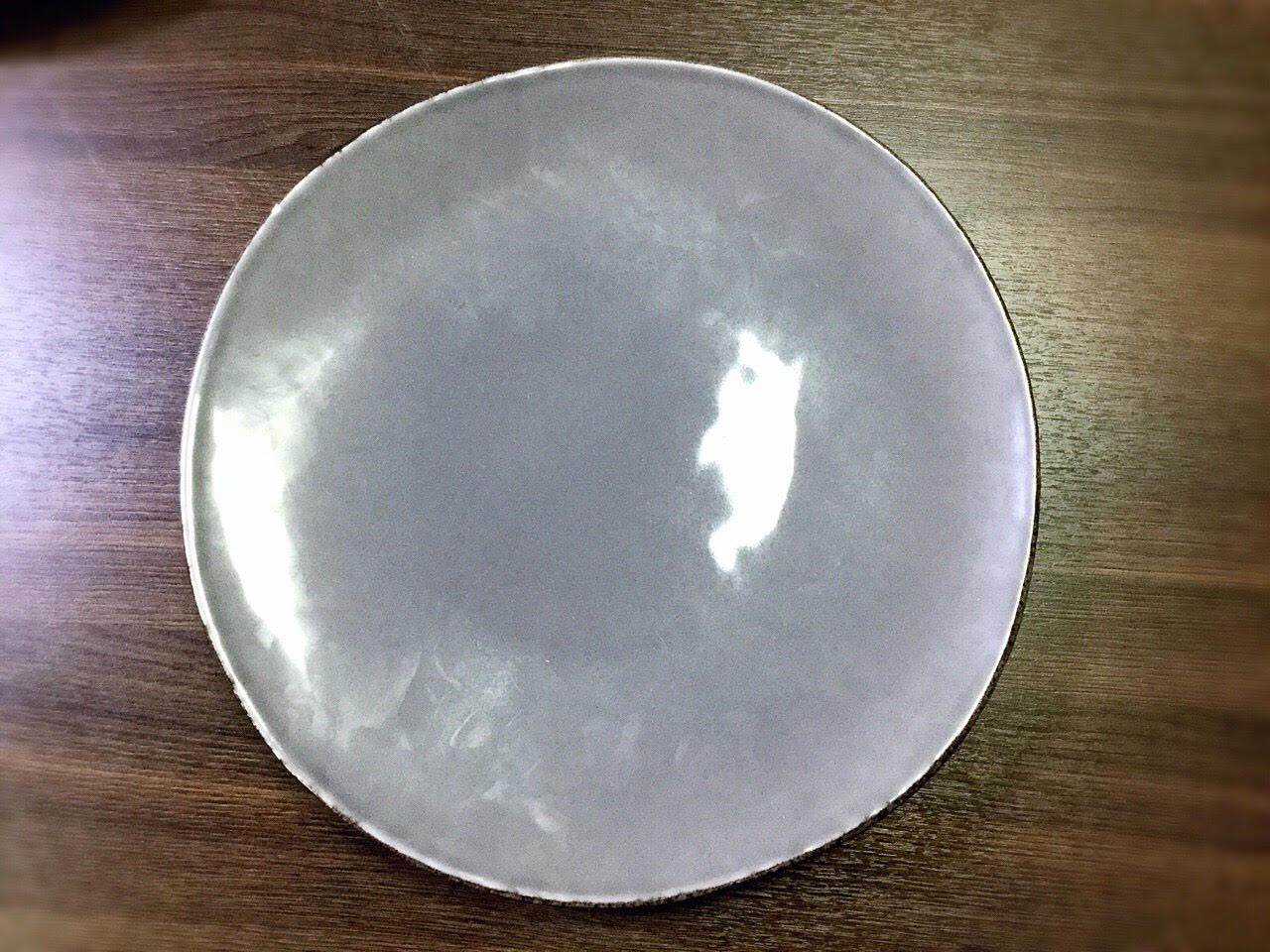тарелка мелкая без борта 17 см